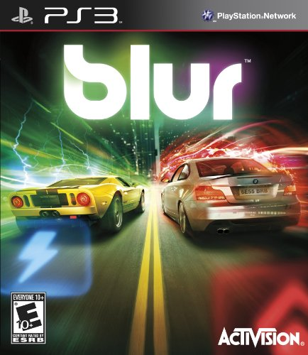 ps3 multiplayer games Blur - Playstation 3