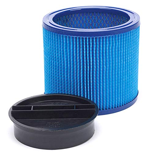Shop-Vac Genuine Ultra-Web Cartridge Filter for Wet or Dry Pickup, 6.5'