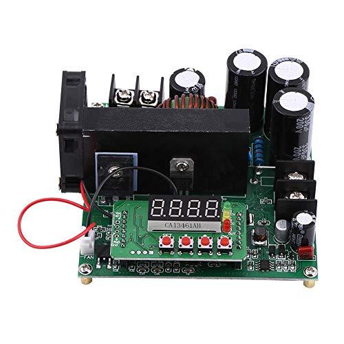 Akozon Modulo Convertitore Boost Convertitore Step-up Digitale CC-CC Boost Board Modulo Alimentazione 900W Modulo di Alimentazione Caricabatterie