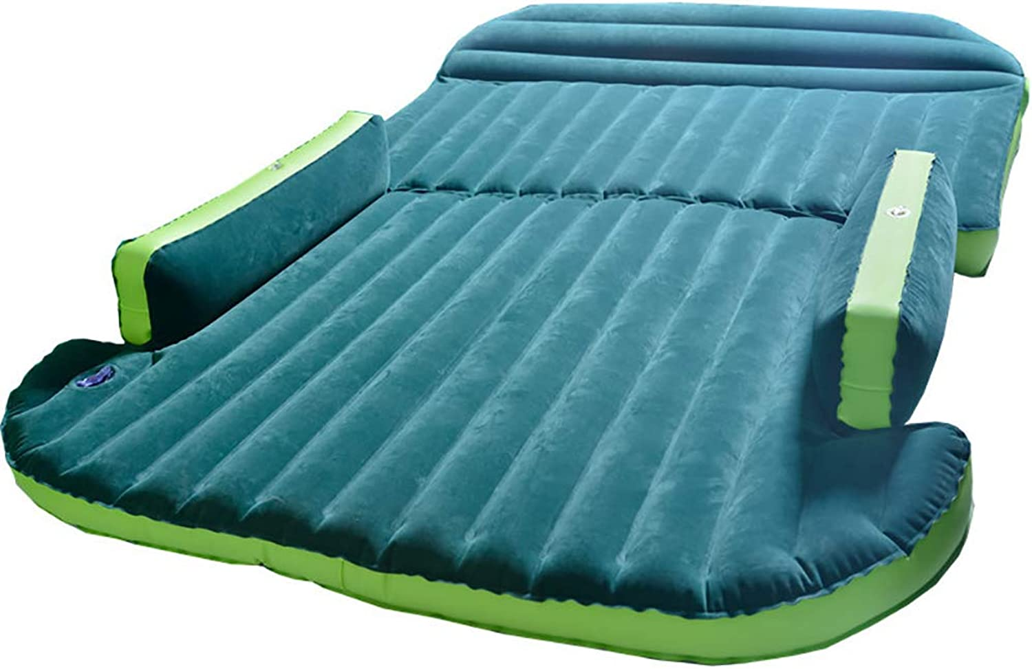 QKa SUV Dedicated Inflatable Inflatable Inflatable Cushion Air Bed Extended Travel Matress Air Bed Inflatable Thicker Back Seat Grün B07PVYDP3B  Wunderbar 2a59fd