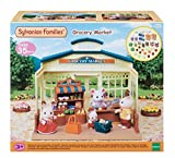 Sylvanian Families 5315 Grocery Market Collectable, All, 30