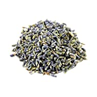 DriedDecor.com French Lavender Dried Lavender Buds - 1 Pound - Dry Flowers