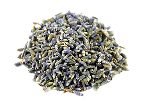 DriedDecor.com French Lavender Dried Lavender Buds - 1 Pound - Dry Flowers