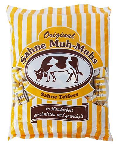 Original Sahne Muh-Muhs Toffees 1kg Beutel