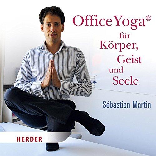 Office Yoga für Körper, Geist und Seele Titelbild