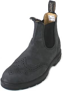 blundstone brogue chelsea boots