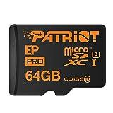 Patriot EP Pro 64GB UHS-I Memory Card