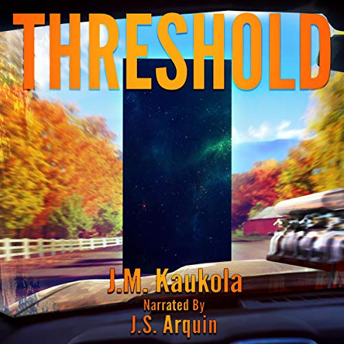 Threshold Audiobook By J.M. Kaukola cover art