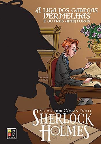 Pe Da Letra, Sherlock Holmes - a Liga dos Cabeças Vermelhas - Capa Dura
