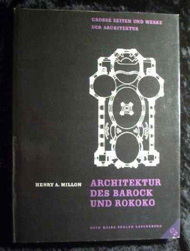 Architektur des Barock und Rokoko