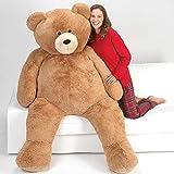 Vermont Teddy Bear Giant Stuffed Animals - Life Size Teddy Bear, 6 Foot