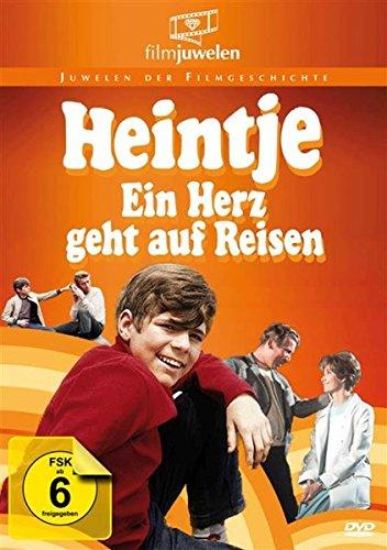 Heintje - Ein Herz geht auf Reisen (Filmjuwelen) [DVD]