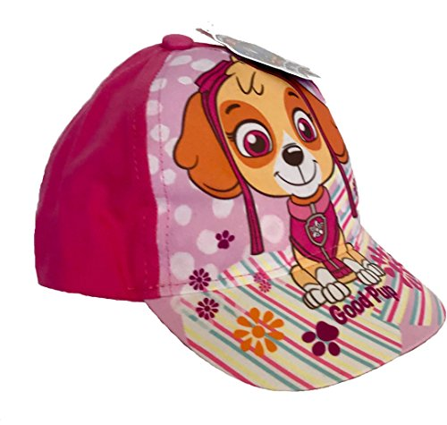 Gorra de béisbol para niño y verano de la marca PAW PATROL