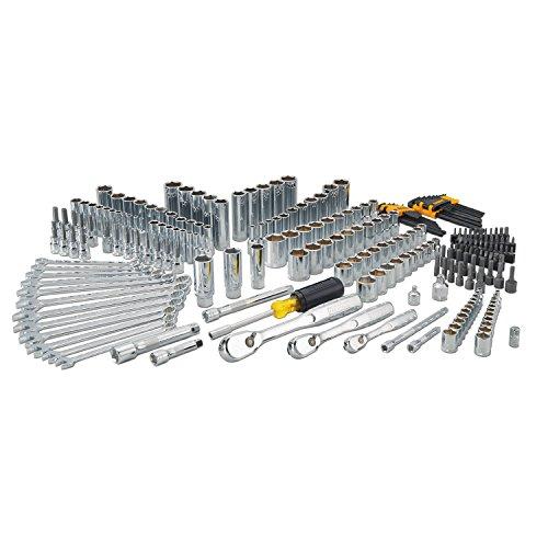 DEWALT Mechanics Tool Set, 247-Piece (DWMT81535)