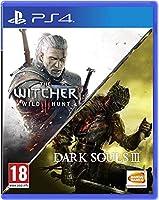 The Witcher 3 Wild Hunt & Dark Souls III Compilation (PS4) (輸入版)