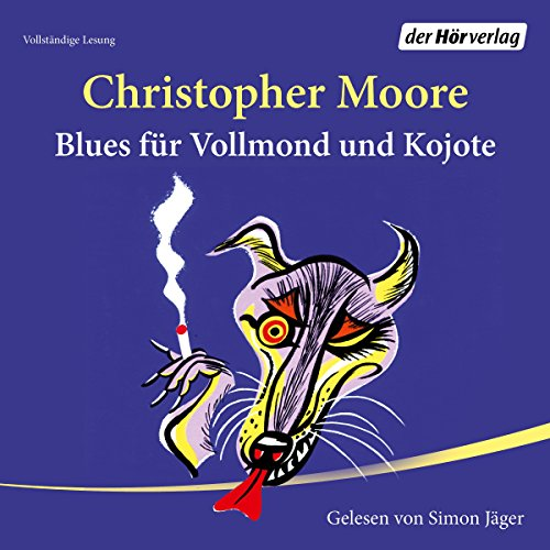 Blues für Vollmond und Kojote audiobook cover art