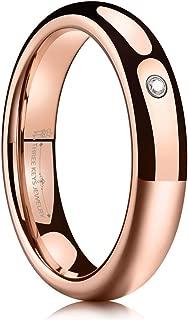 Tungsten Carbide Wedding Bands Rings for Men Women