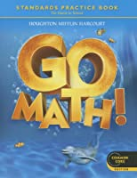 Go Math! Standards Practice Book Grade K: For Home or School: Common Core Edition