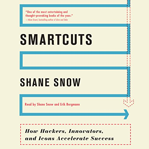 Smartcuts audiobook cover art