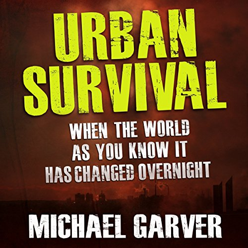 Urban Survival audiobook cover art