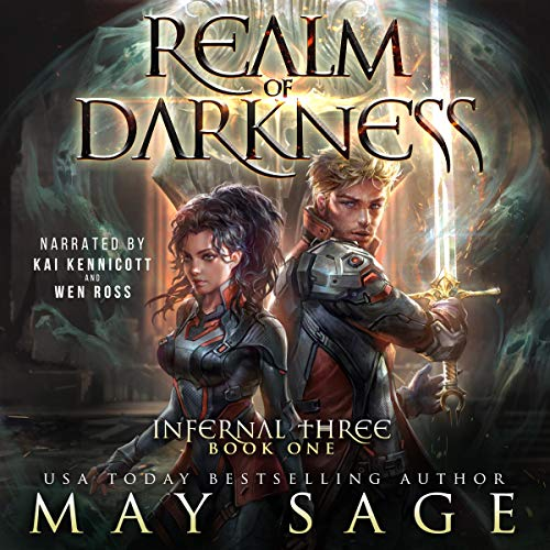 Realm of Darkness audiobook cover art