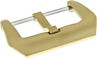Bronze Pre-V Brushed Screw-in Buckle for 40mm, 44mm,47mm Panerai 20,22,24mm 26mm