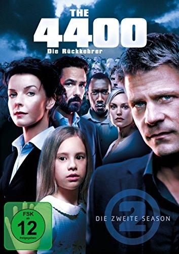 Die Rückkehrer - Staffel 2 (4 DVDs)
