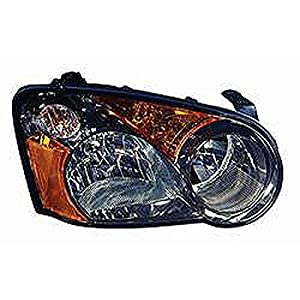 Genuine Nissan Parts 26550-CF41A Passenger Side Tail Lamp Assembly