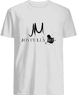 Groovy Baby! 60's Mod For Alice + Olivia — Joyfully Me Cotton short sleeve T shirt, Hoodie for Men Women Unisex