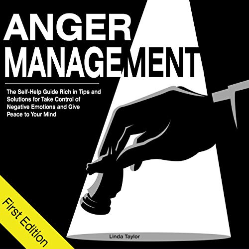 Anger Management - First Edition audiobook cover art