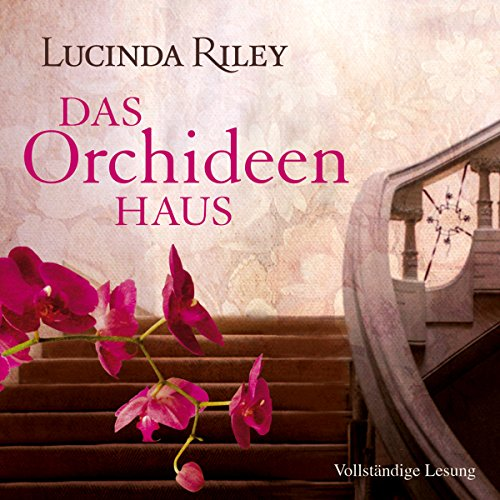 Das Orchideenhaus audiobook cover art