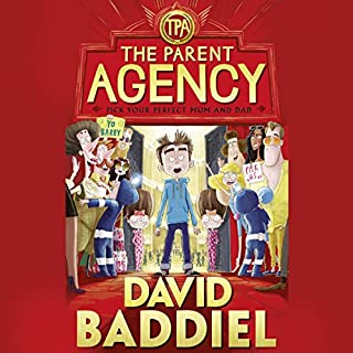 The Parent Agency                   By:                                                                                                                                 David Baddiel                               Narrated by:                                                                                                                                 David Baddiel                      Length: 3 hrs and 56 mins     462 ratings     Overall 4.5