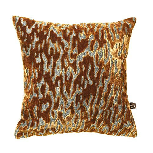 Scatterbox Cushion, Antique Gold, W43cm x L43cm (17')