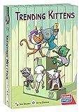 Falomir- Trending Kittens. Juego de Mesa para fomentar la visión Espacial y la adaptación a los Cambios. Cartas. (30041)