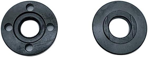 Lasamot 1 par de peças de reposição de roscas com flange interna, conjunto de acessórios para porcas de trava externa 5/8-11