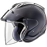 アライ (ARAI) ジェットタイプヘルメット VZ-ラム プラス (VZ-RAM・PLUS) フラットブラック 59-60cm VZRAM-PLUS_FB59