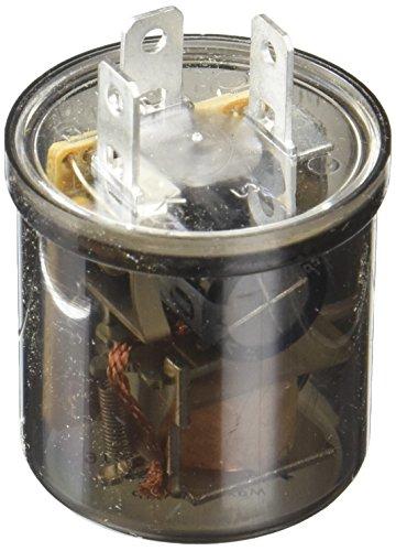 HELLA 961553161 12V 3-Pin Round Flasher