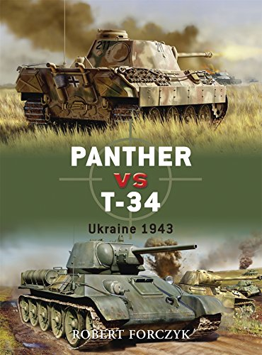 Panther vs T-34: Ukraine 1943 (Duel, Band 4)