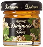Dickinson's Pure Honey, 1.1 oz, 72 Count