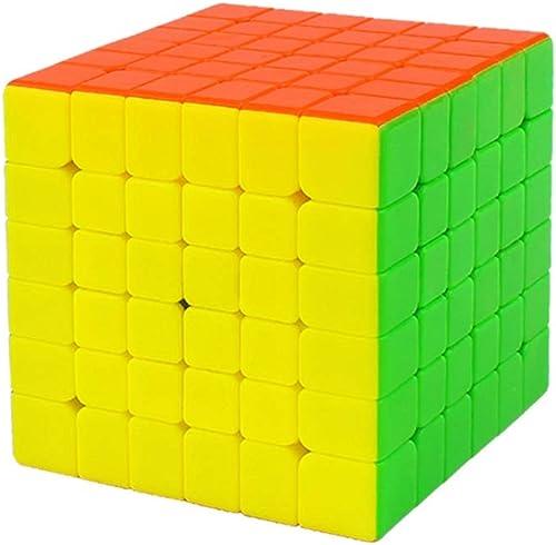 precios bajos todos los dias Wq zxc Rubik'S Cube Puzzle Juguete Borde Recto 6To 6To 6To Orden Cubo 6  6  6 Tarjeta De Precisión Pie Más Suave Cubo Laberinto Rompecabezas  ¡no ser extrañado!