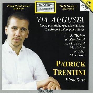 Via augusta (Spanish and Italian Piano Works)
