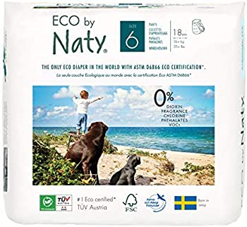 72-Count Eco by Naty Pull-Ups Training Pants