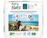 Naty by Nature Öko-Höschenwindeln, Größe 6, 16+ kg, (1 x 18 Windeln)