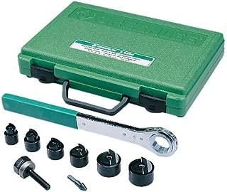 Greenlee 36690 Manual Slug-Buster Knockout Punch Kit, Metric, PG-9 Through 30.5mm