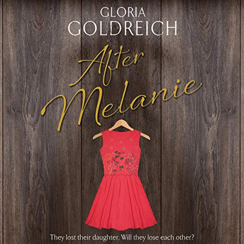 After Melanie audiobook cover art