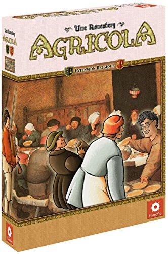Asmodee – Juego de Estrategia – Agricola