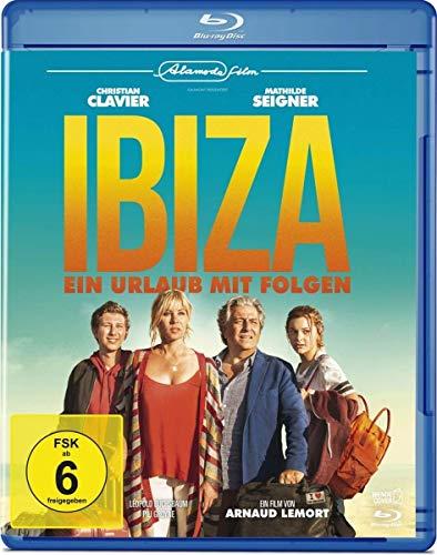 Ibiza - Ein Urlaub mit Folgen [Blu-ray]