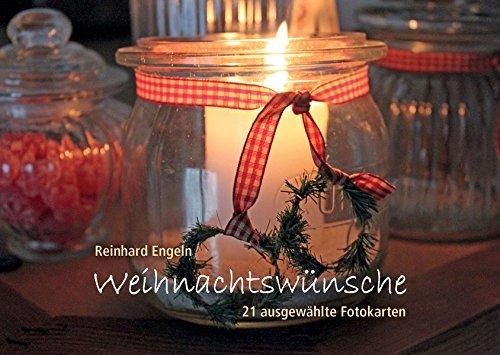 Weihnachtswünsche: Postkartenbuch