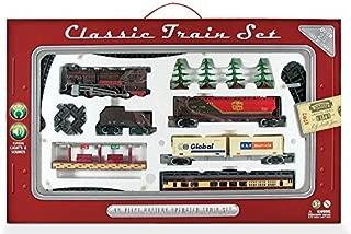 WowToyz Classic Train Classic Train Set - 40 Piece with Steam Engine