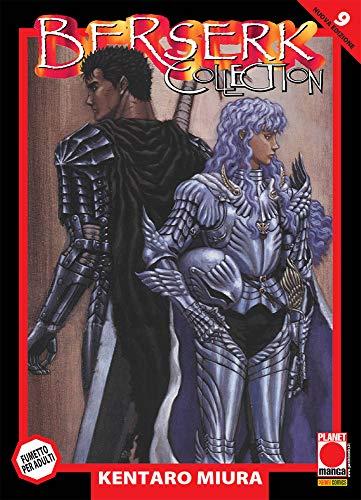 Berserk collection. Serie nera (Vol. 9)